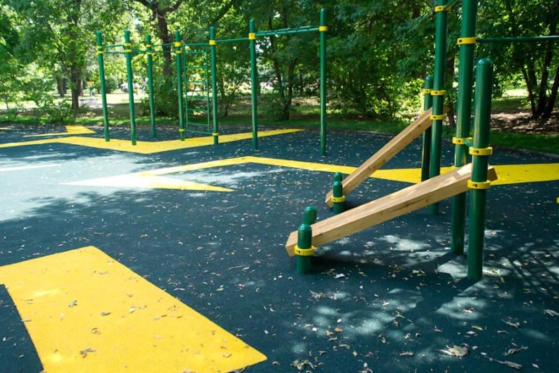 Спортивные площадки в детском саду картинки